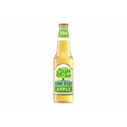 Somersby cider almalé alapú szénsavas, alkoholos ital 4,5% 330 ml