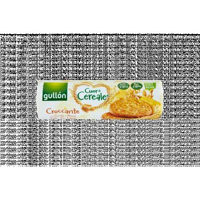 Gullón keksz puffasztott rizzsel 265 g