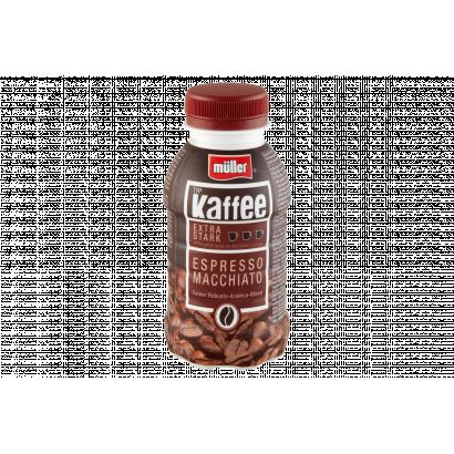 Müller Kaffee Latte Macchiato Arabica kávéval ízesített és édesített félzsíros tejital 250 ml