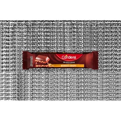 Canderel tejcsokoládé ropogós gabonával, édesítőszerrel 27 g