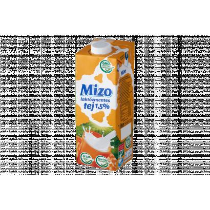 Mizo UHT zsírszegény, laktózmentes tej 1,5% 1 l