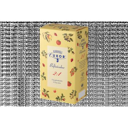Koronás Cukor befőzőcukor 2:1 500 g