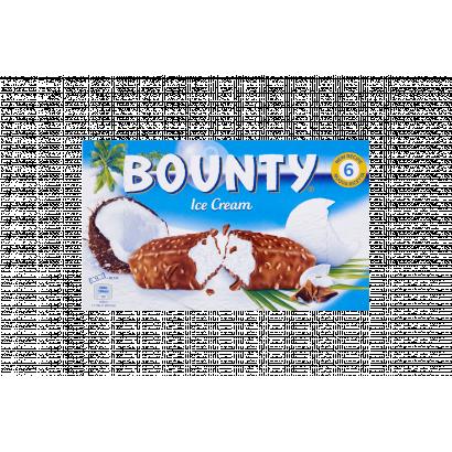 Bounty jégkrém 6-pack 234,6 g
