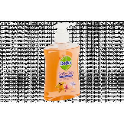 Dettol Kids Gyümölcsös buborékok kézmosó gél 250 ml