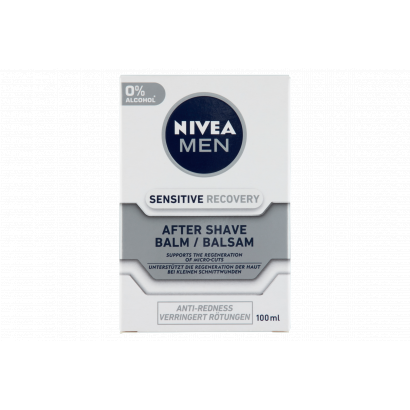 NIVEA MEN Sensitive Recovery after shave balzsam 100 ml