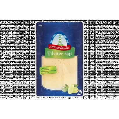 Ammerländer szeletelt tilsiter sajt 125 g
