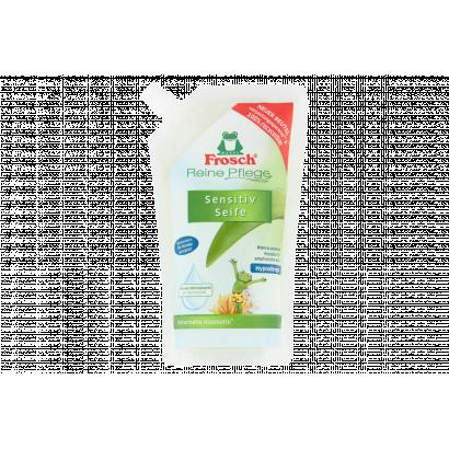 Frosch folyékony szappan érzékeny bőrre 500 ml