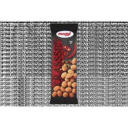 Mogyi Crasssh! tésztabundában pörkölt földimogyoró chili ízesítéssel 60 g