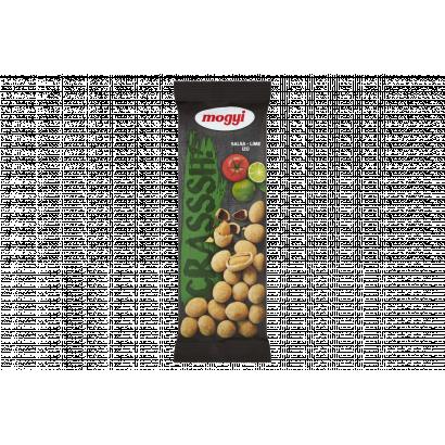 Mogyi Crasssh! salsa-lime ízű tésztabundában pörkölt földimogyoró 60 g