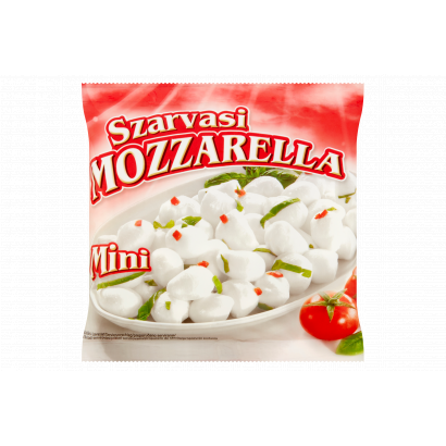 Szarvasi Mini mozzarella sajt 100 g