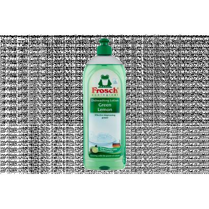 Frosch Ecological Zöldcitrom mosogatószer 750 ml