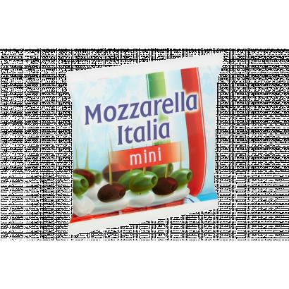 Mozzarella Italia Mini zsíros, lágy sajt 80 g