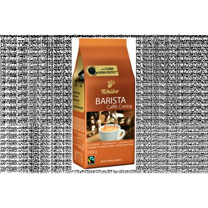 Tchibo Barista Caffe Crema szemes pörkölt kávé 1000 g