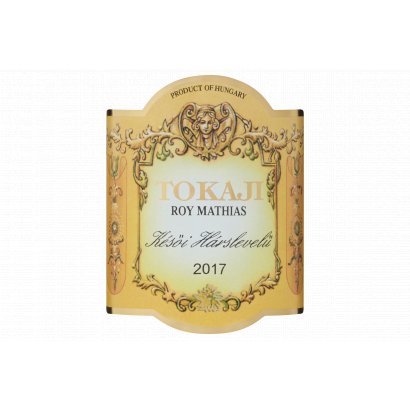 Megyer Tokaji Hárslevelű Késői Szüret édes fehérbor 11% 500 ml