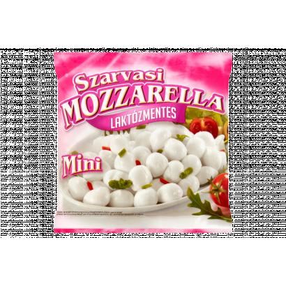 Szarvasi Mini laktózmentes mozzarella sajt 100 g