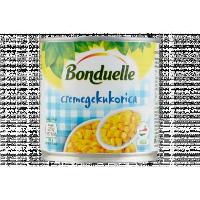 Bonduelle morzsolt csemegekukorica 340 g