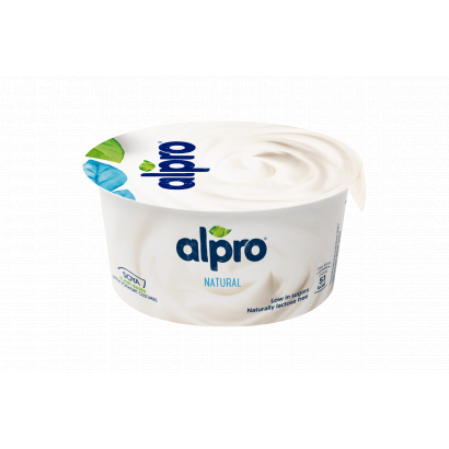 ALPRO natúr szójagurt joghurt kultúrával 150 g