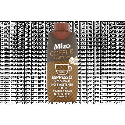Mizo Coffee Selection Espresso UHT laktózmentes, zsírszegény kávés tej 330 ml