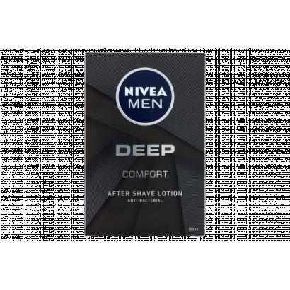 NIVEA MEN Deep after shave lotion 100 ml