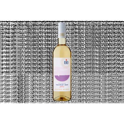 BB Napos Oldal Balatonboglári Irsai Olivér-Zenit édes fehérbor 0,75 l