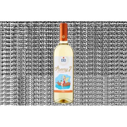 BB Arany 7 Balatonboglári édes fehérbor 0,75 l