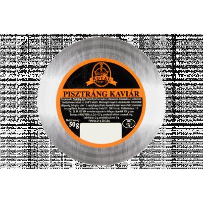Royal Premium pisztráng kaviár 50 g