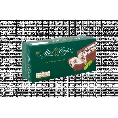 After Eight mentás és csokoládés jégkrém kakaós tejbevonattal étcsokoládé darabokkal díszítve 750 ml