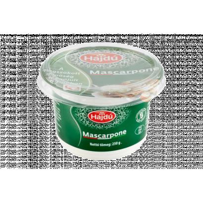 Hajdú mascarpone 250 g
