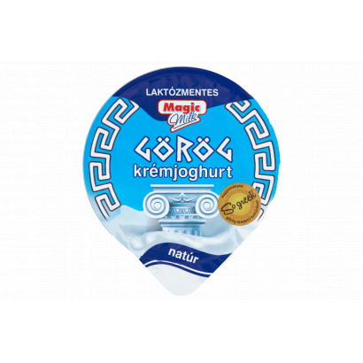 Magic Milk laktózmentes natúr görög krémjoghurt 150 g