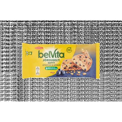 Belvita JóReggelt! Softy gabonás keksz áfonyával és mazsolával 50 g