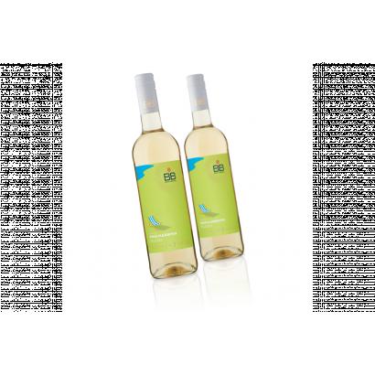 BB Hosszú7vége Dunántúli Királyleányka félédes fehérbor 0,75 l