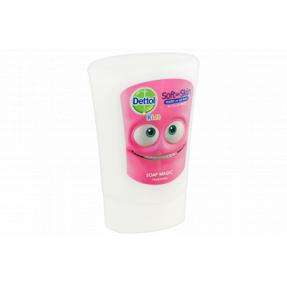 Dettol Kids Szappan Varázsló utántöltő érintés nélküli kézmosó készülékhez 250 ml