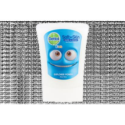 Dettol Kids Kalandor utántöltő érintés nélküli kézmosó készülékhez 250 ml
