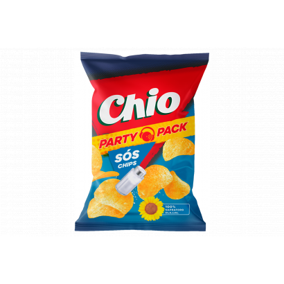 Chio Party Pack sós burgonyachips 240 g