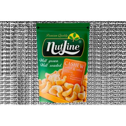 NutLine pörkölt, sózott kesudió 125 g