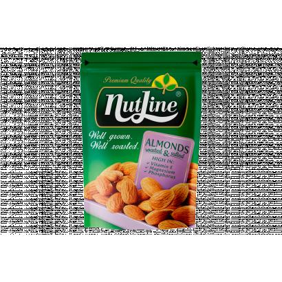 NutLine Pörkölt, sózott mandula 150 g