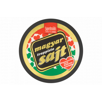 Magyar Trappista Sajt zsíros, félkemény trappista sajt