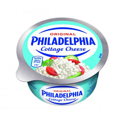 Philadelphia nagyszemcsés sajtos készítmény 200 g