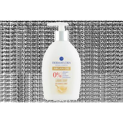 Dermaflora Argánolaj & Méz folyékony szappan 400 ml