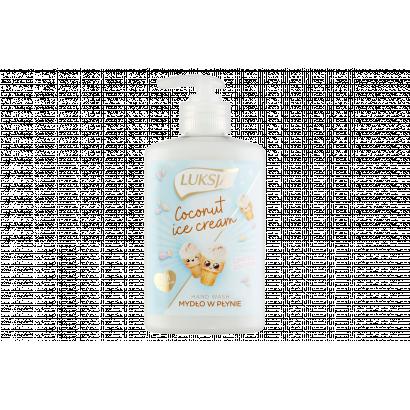 Luksja Coconut Ice Cream folyékony szappan 300 ml