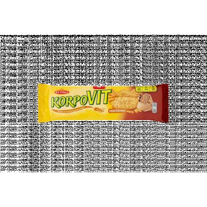 Győri Korpovit ropogós, édes keksz teljes kiőrlésű gabonával 174 g