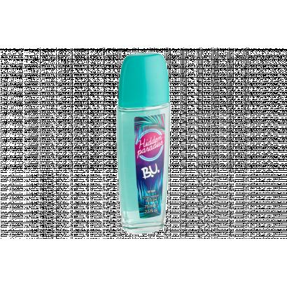 B.U. Hidden Paradise hajtógáz nélküli pumpás dezodor 75 ml