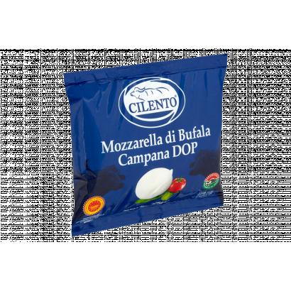Cilento zsíros, lágy bivaly mozzarella sajt 125 g
