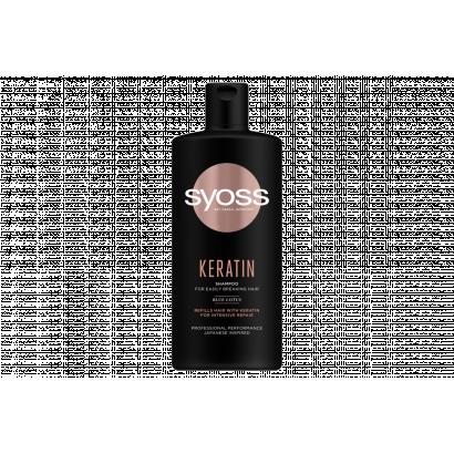 Syoss Keratin sampon 440 ml