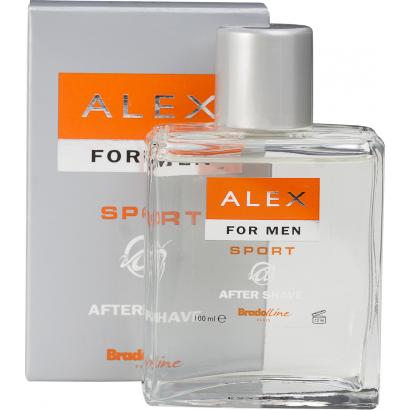 Alex for Men Sport borotválkozás utáni arcszesz 100 ml