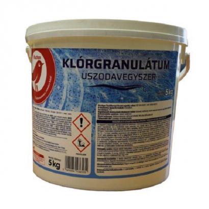 Auchan Nívó Klórgranulátum uszodavegyszer 5 kg