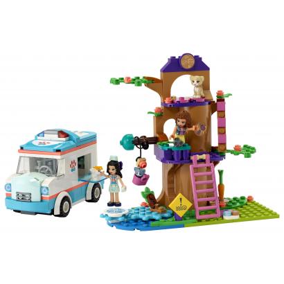 LEGO Friends Állatklinika mentő (41445)