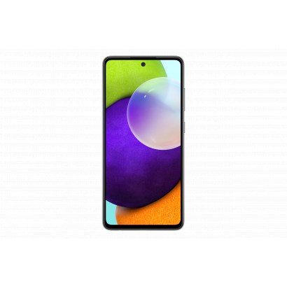 Samsung Galaxy A52 DS 128GB fekete mobiltelefon