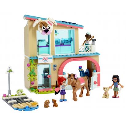 LEGO Friends Heartlake City állatklinika (41446)