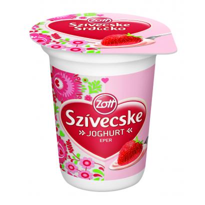Zott Szívecske joghurt 315 g